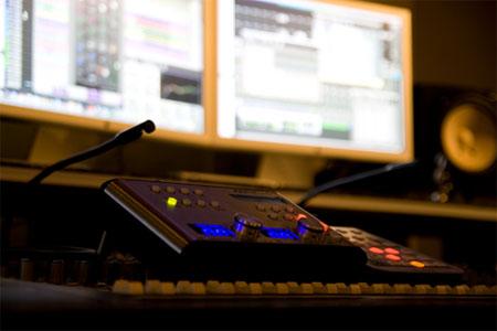 曦风录音棚 音乐工作室